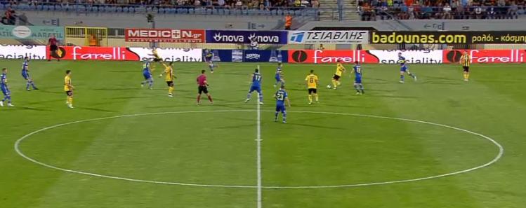 ΑΕΚ-Αστέρας Τρίπολης 2-0: Πρόκριση στο… σβηστό! (vid